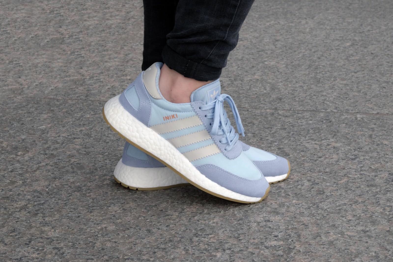 Adidas Iniki Runner Easy Blue/Pearl