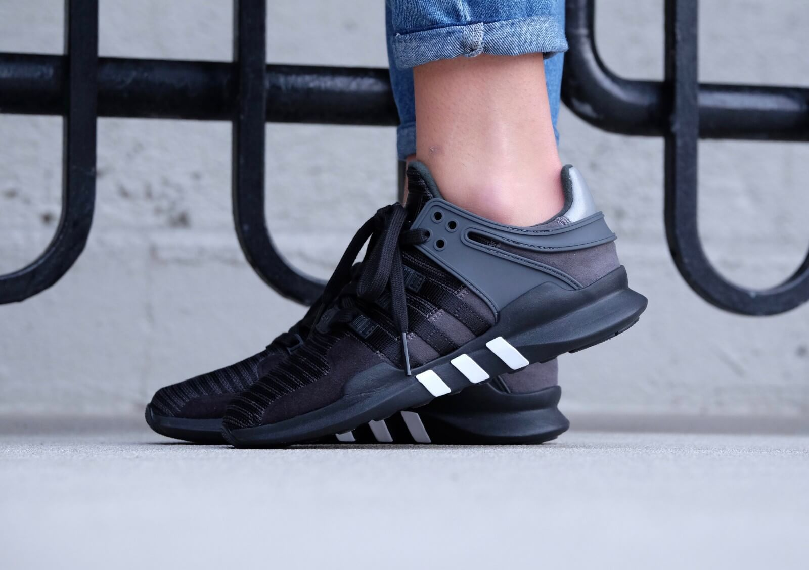 Adidas EQT Support ADV Core Black / Utility Black / DGH Solid Grey