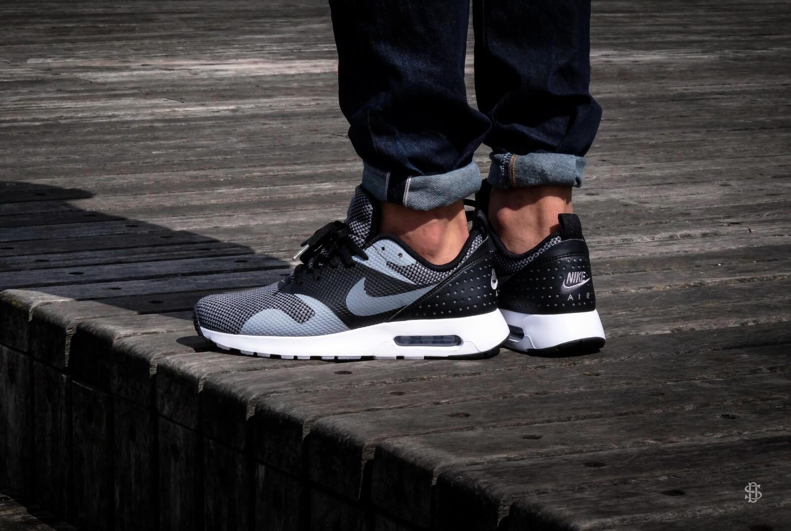 Nike Air Max Tavas Black Cool Grey   Sneakersenzo