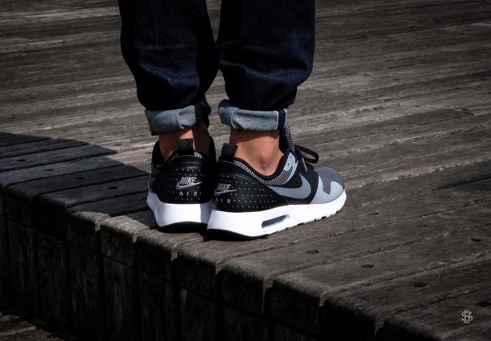Nike Air Max Tavas PRM - Black / Cool