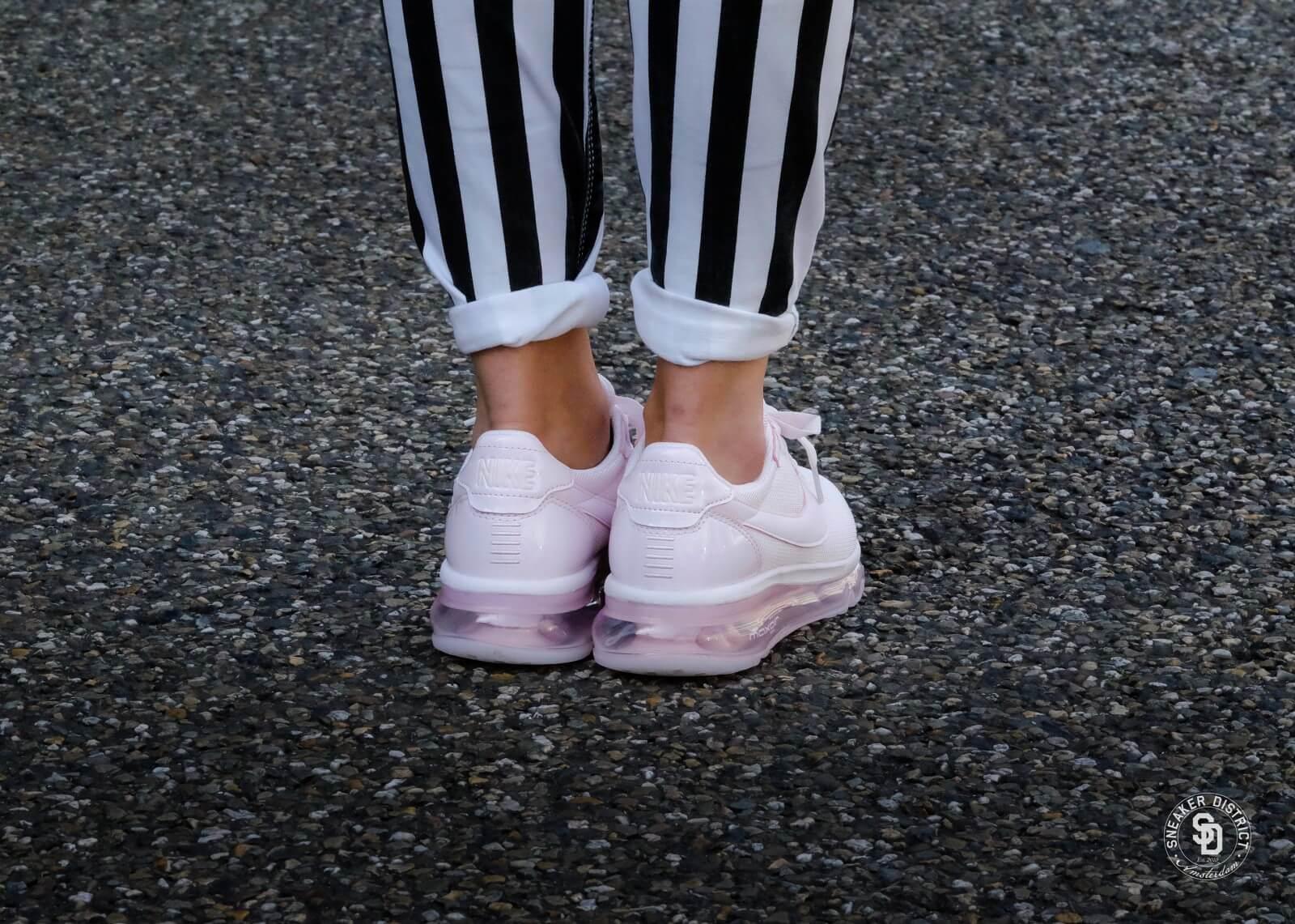 Nike WMNS Air Max LD Zero SE Pearl PinkPrism Pink White 911180 600