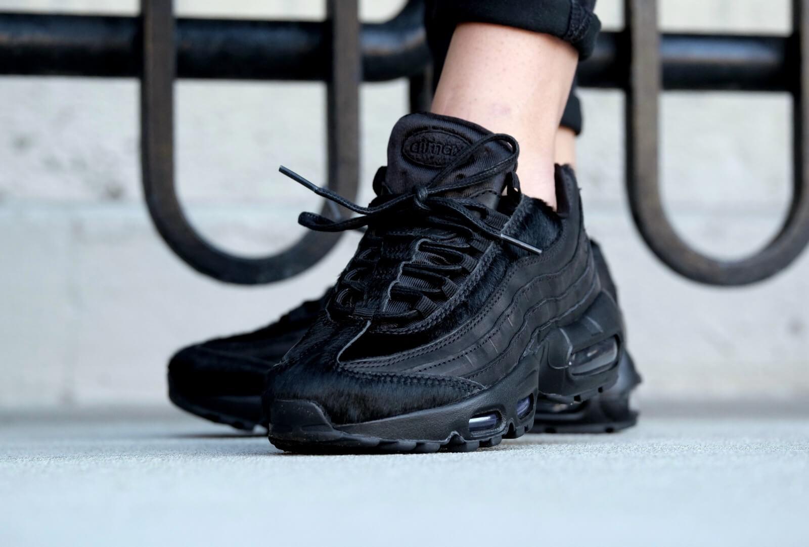 b6155f316c3 ... Nike WMNS Air Max 95 PRM Pony BlackBlack ...