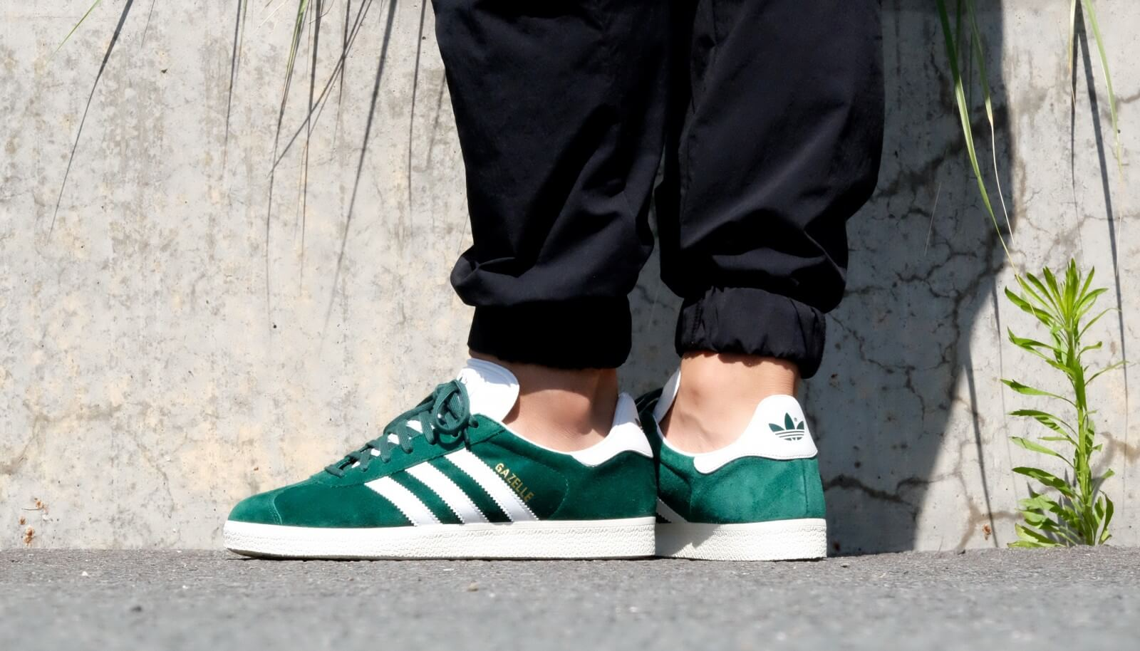 Adidas Gazelle Collegiate Green Vintage White BB5490