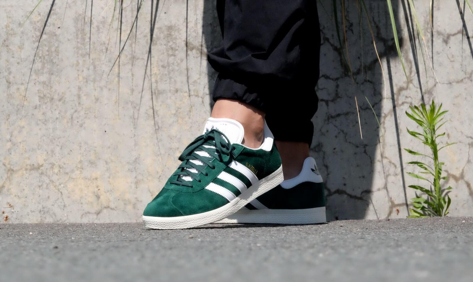 Adidas Gazelle Collegiate Green