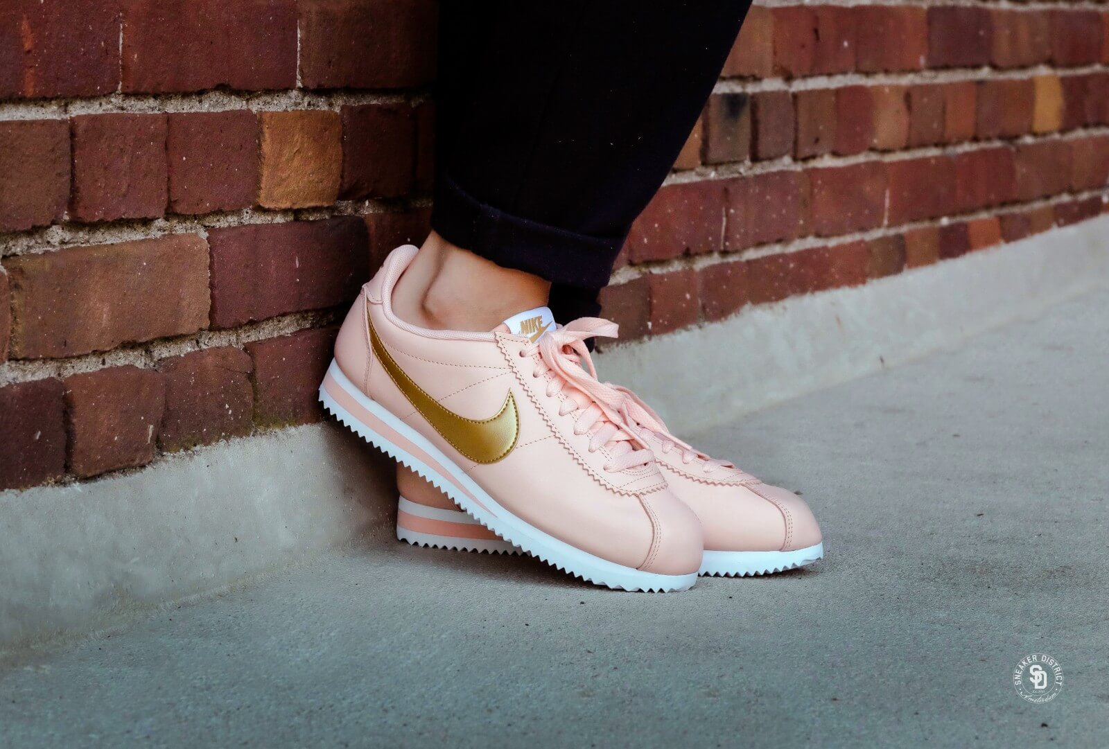 Nike WMNS Classic Cortez Leather Arctic