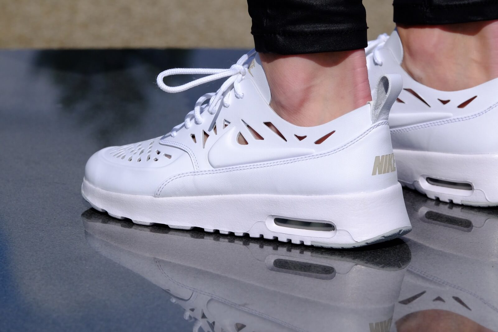 online retailer 61172 b196f ... netherlands nike wmns air max thea joli white white grey mist 46a2c  3bf28