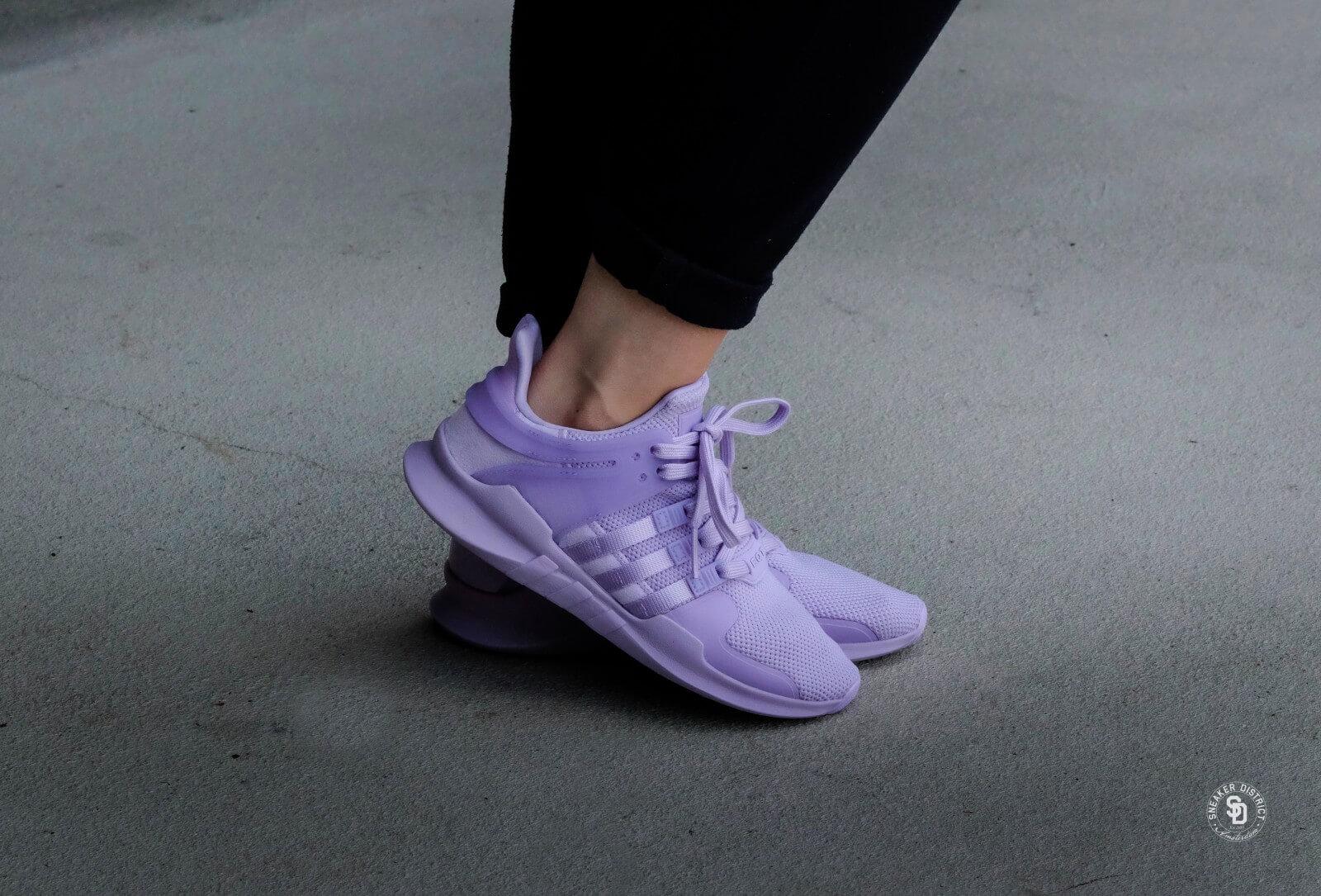 Adidas WMNS EQT Support ADV Purple Glow/Sub Green