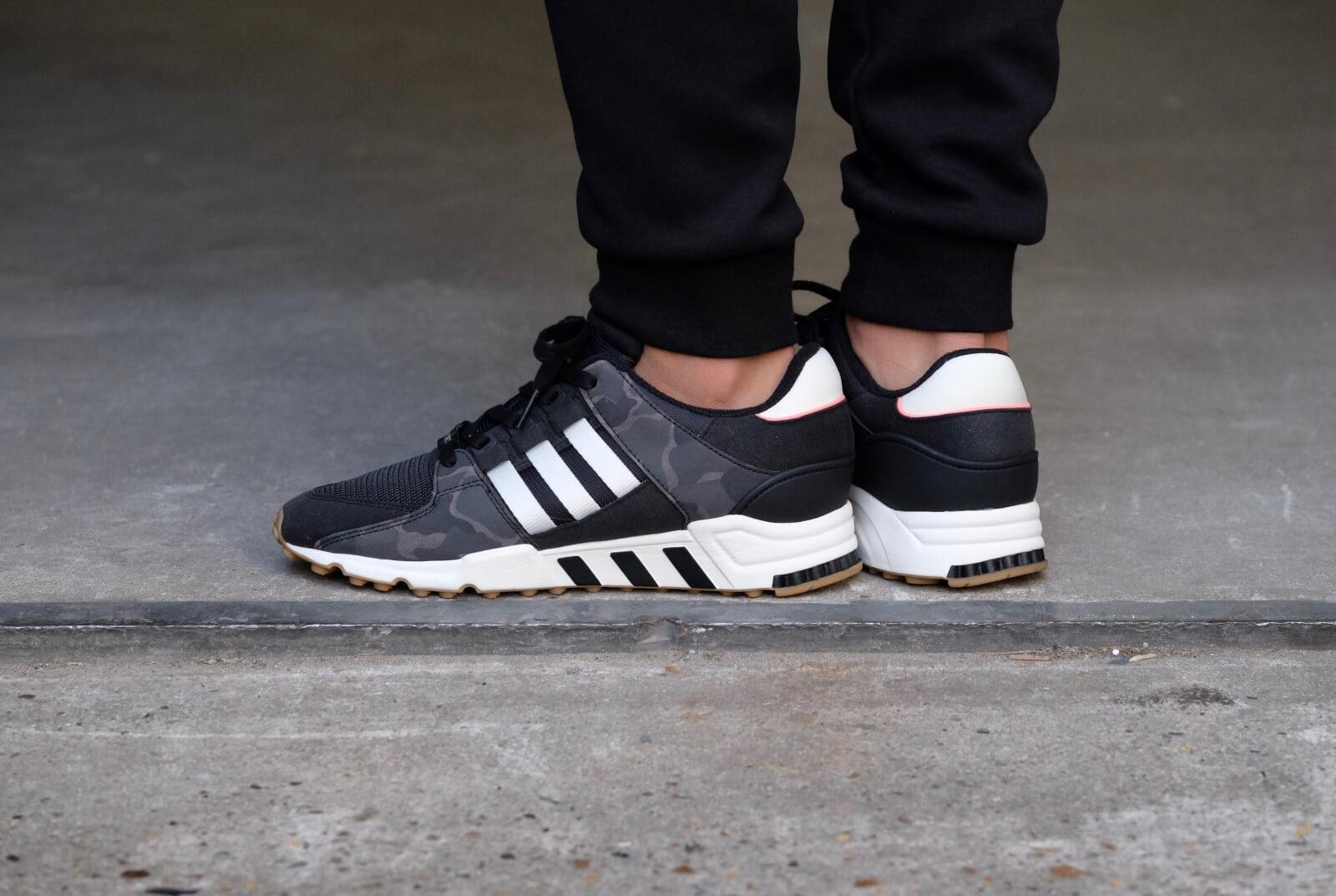 Adidas EQT Support RF Core Black/Off White