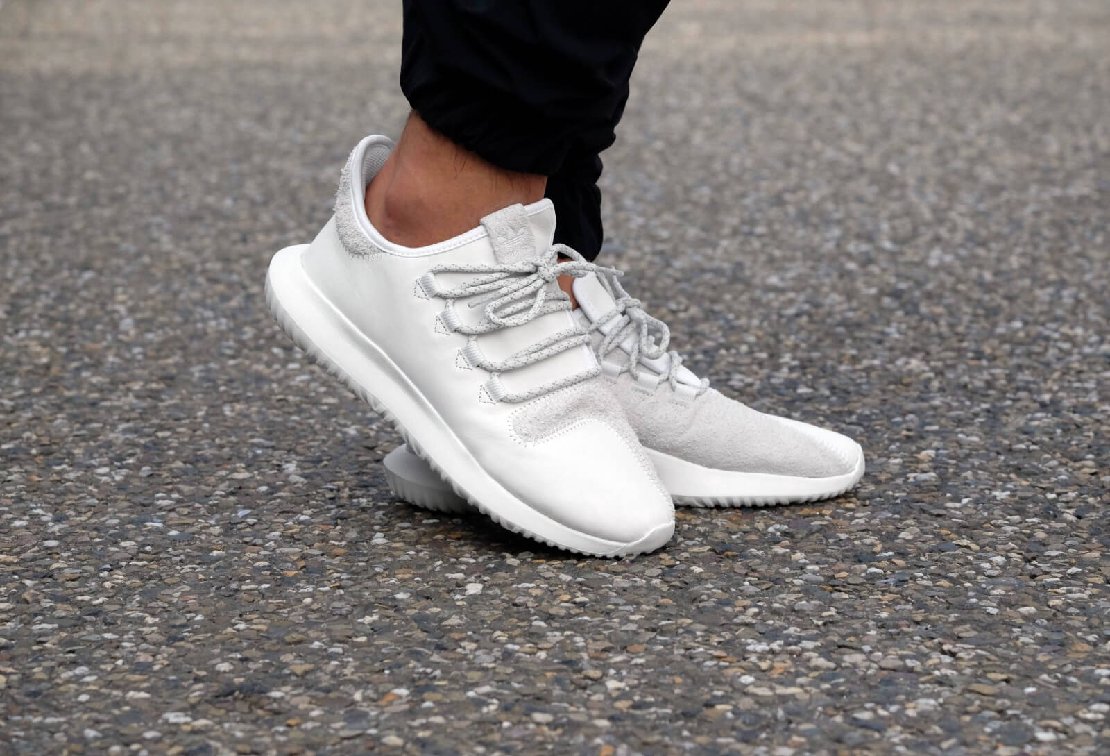 Adidas Tubular Shadow - Crystal White / Footwear White