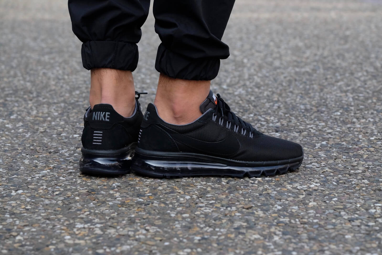 Nike Air Max LD Zero BlackBlack Dark Grey 848624 005