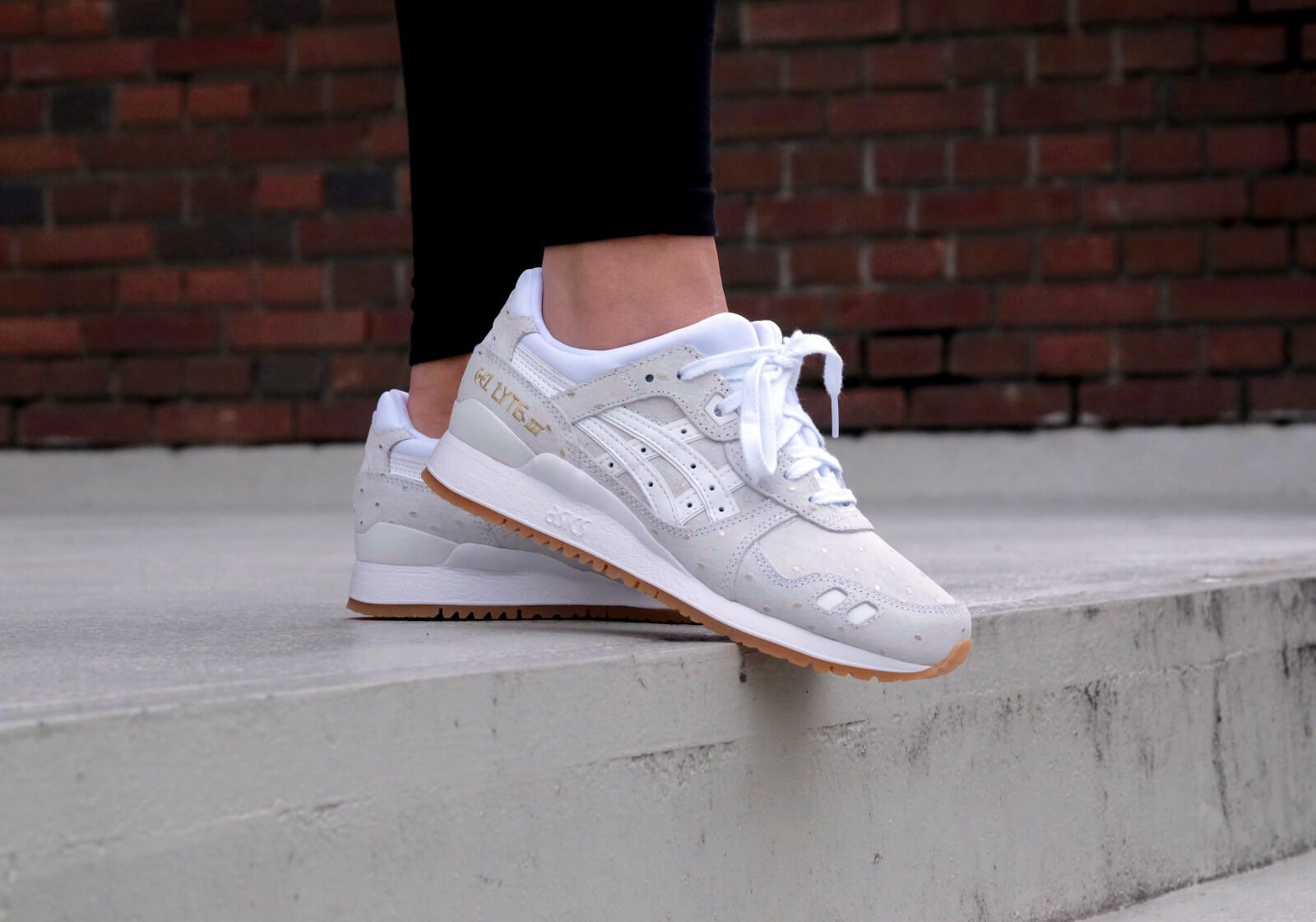 asics gel lyte 3 wit