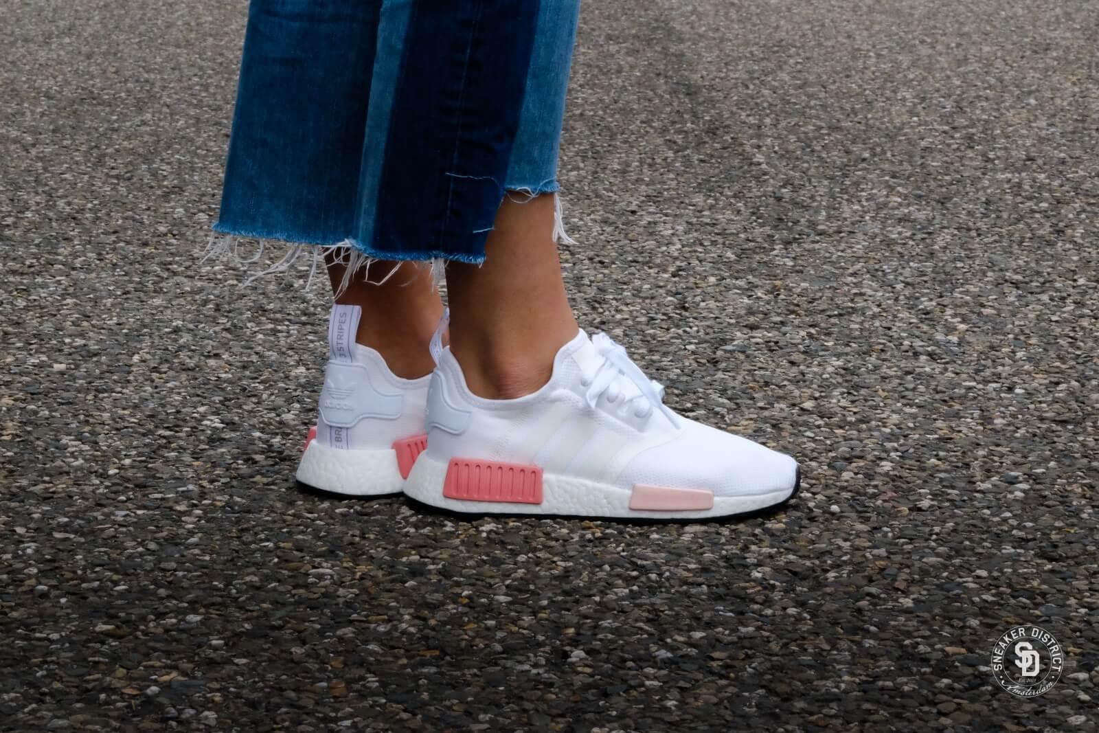 Adidas WMNS NMD R1 Footwear White/Icey