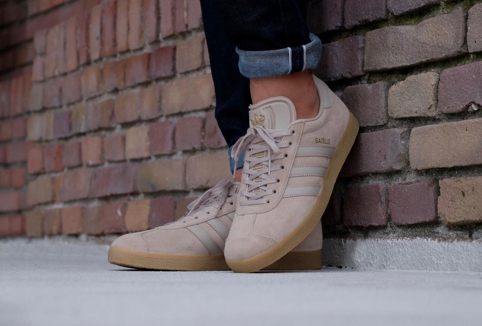 Adidas Gazelle - Clay Brown / Gum