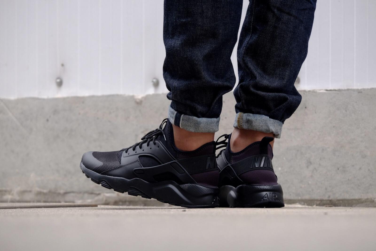 Nike Air Huarache Ultra Black/ Black-Black