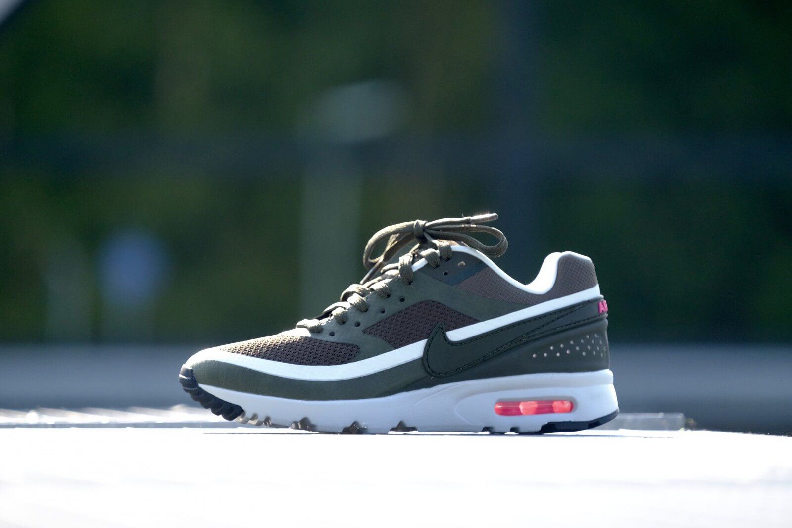 air max bw ultra kaki