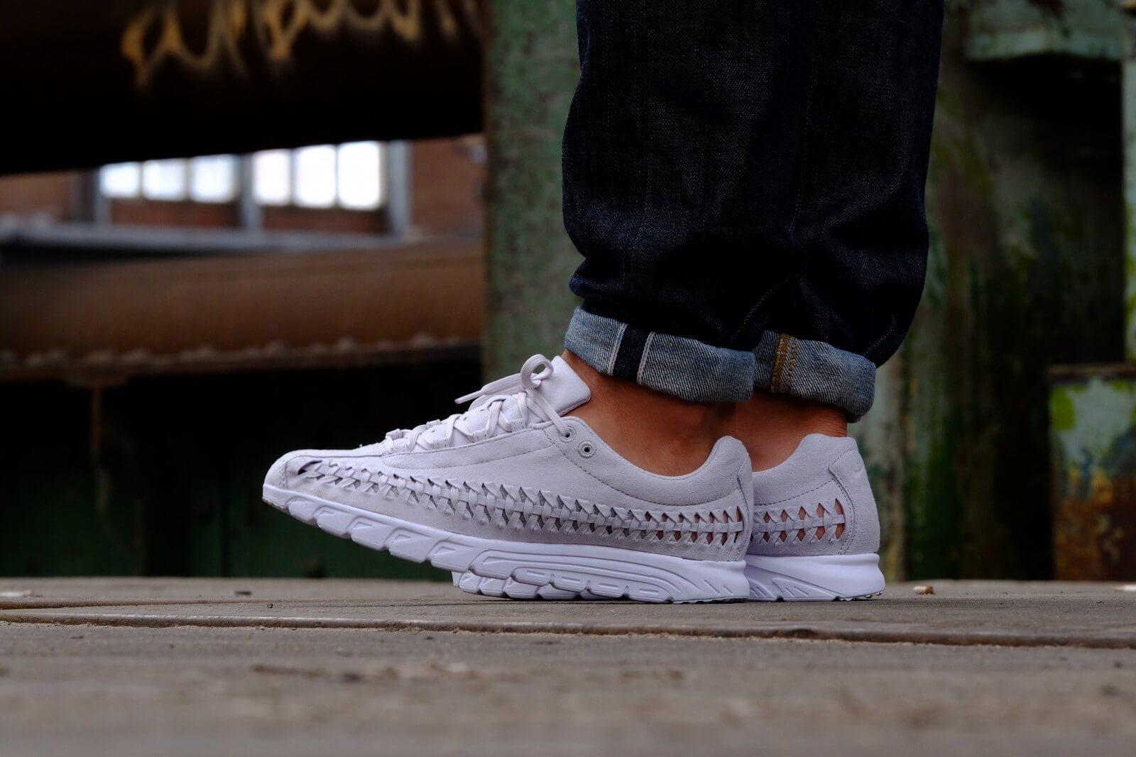 Nike Mayfly Woven Neutral Grey/ Grey