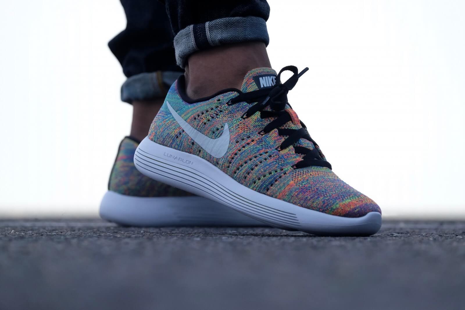 Nike Lunarepic low Flyknit Multicolor