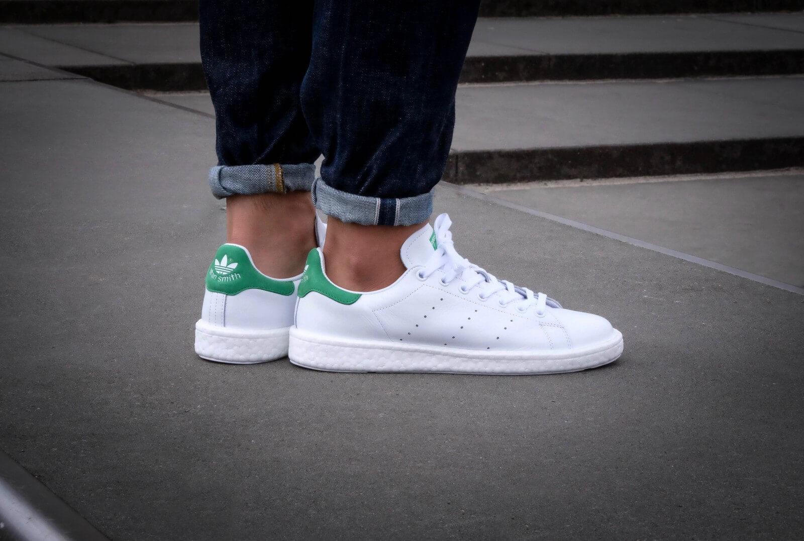 Adidas Stan Smith Boost Footwear White