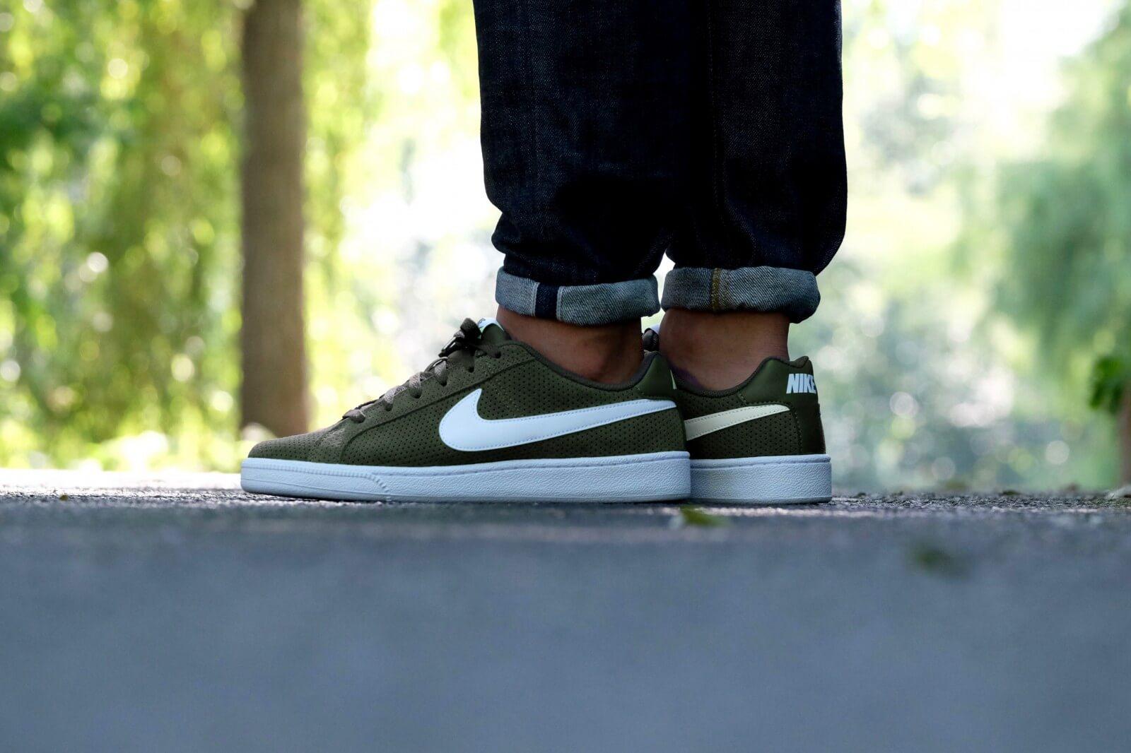 Nike Court Royale Suede Cargo Khaki