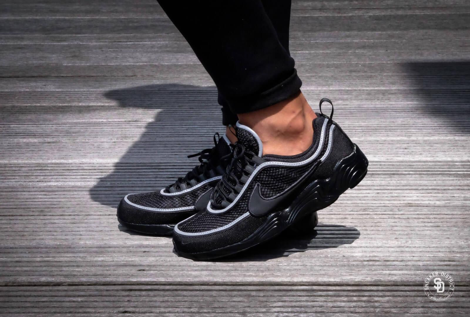 Nike Air Zoom Spiridon '16 Black