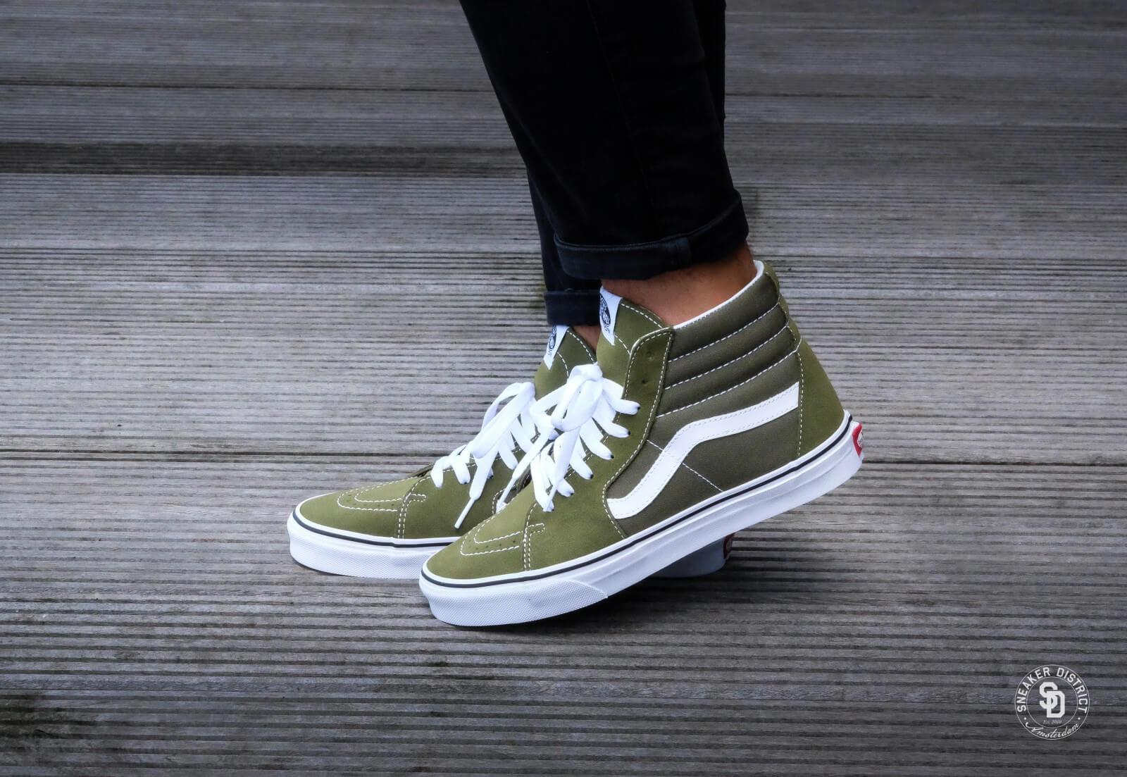 Artsy Vans Shoes