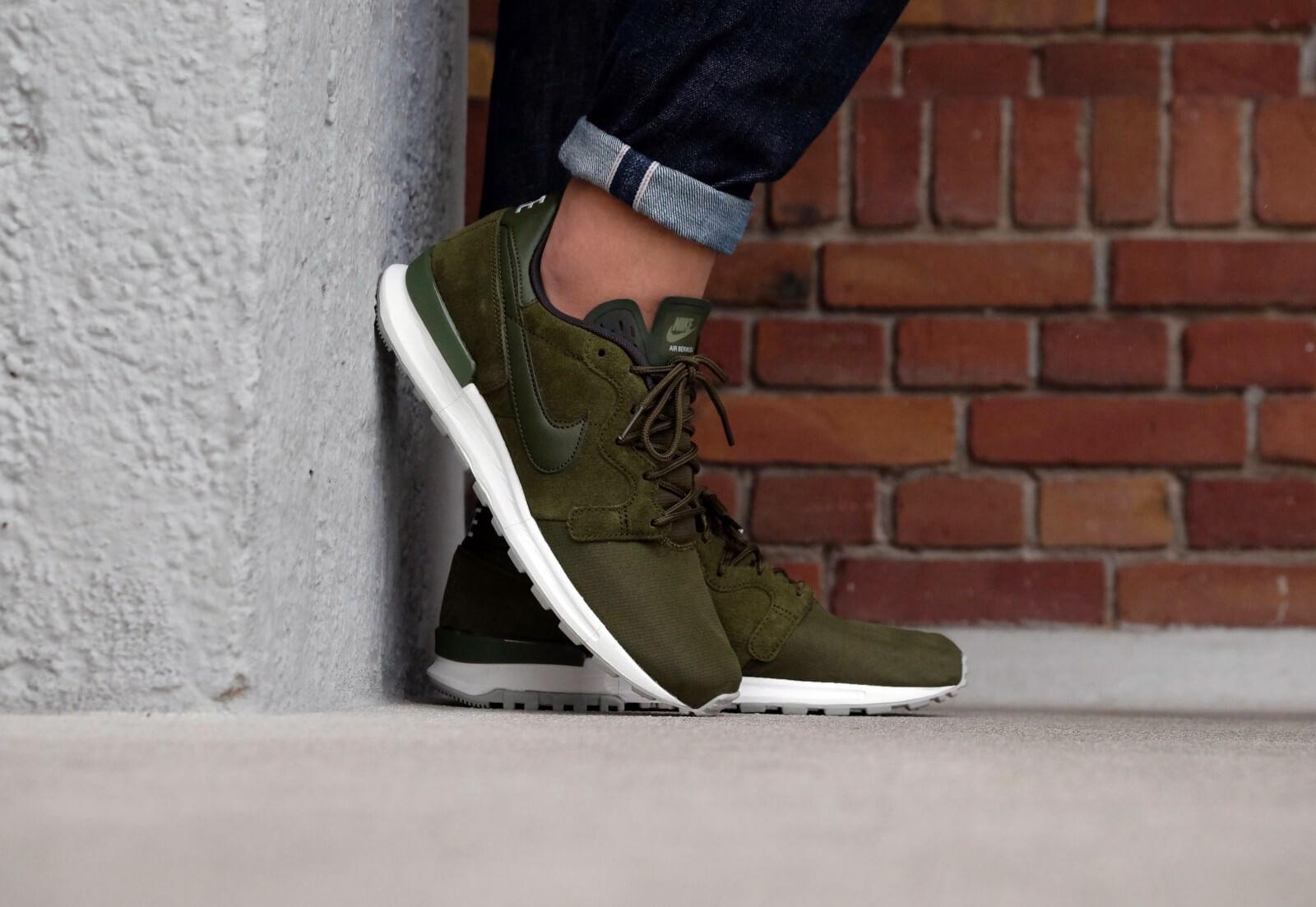 Nike Air Berwuda Prm Legion Green Legion Green Sequoia