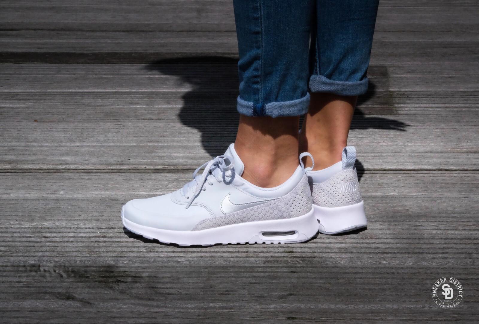 Nike Air Max Thea Premium, Women's Low Top Sneakers 616723