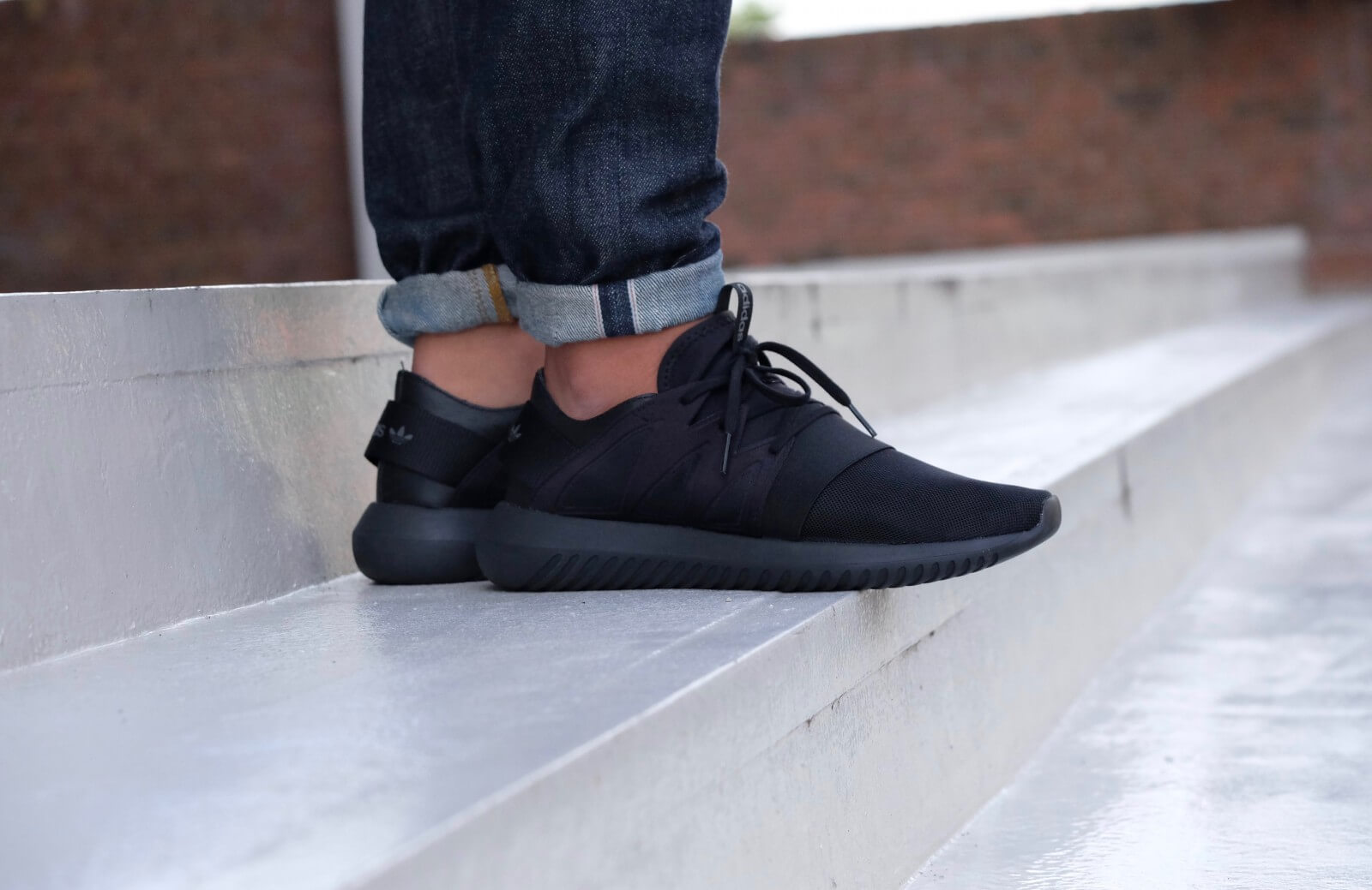 arrives best choice new arrivals Adidas Tubular Viral W Black - S75912