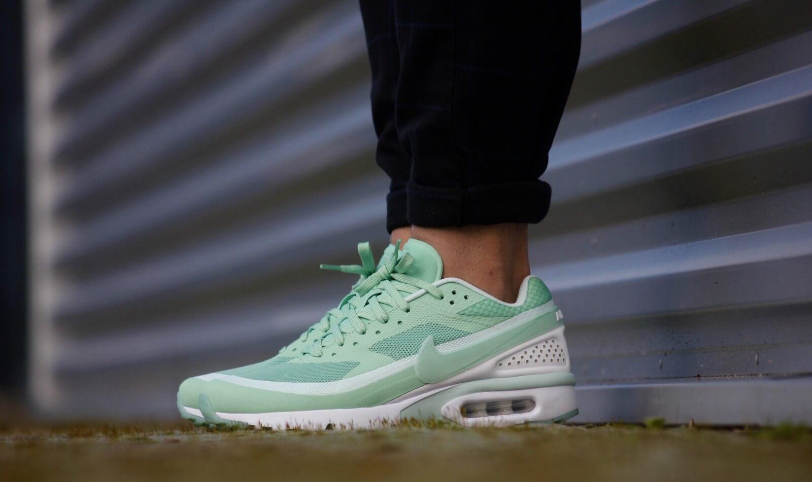 Nike Air Max BW Ultra Enamel Green 819475 301