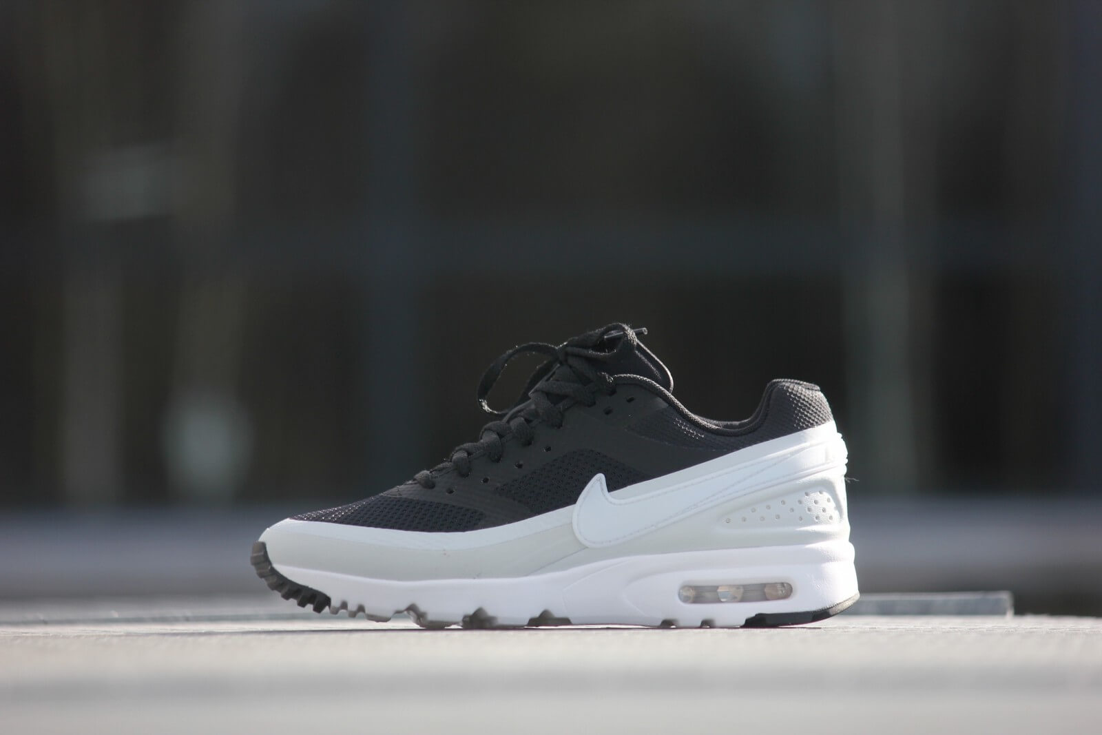 Nike WMNS Air Max BW Ultra Black Pure Platinum 819638 001