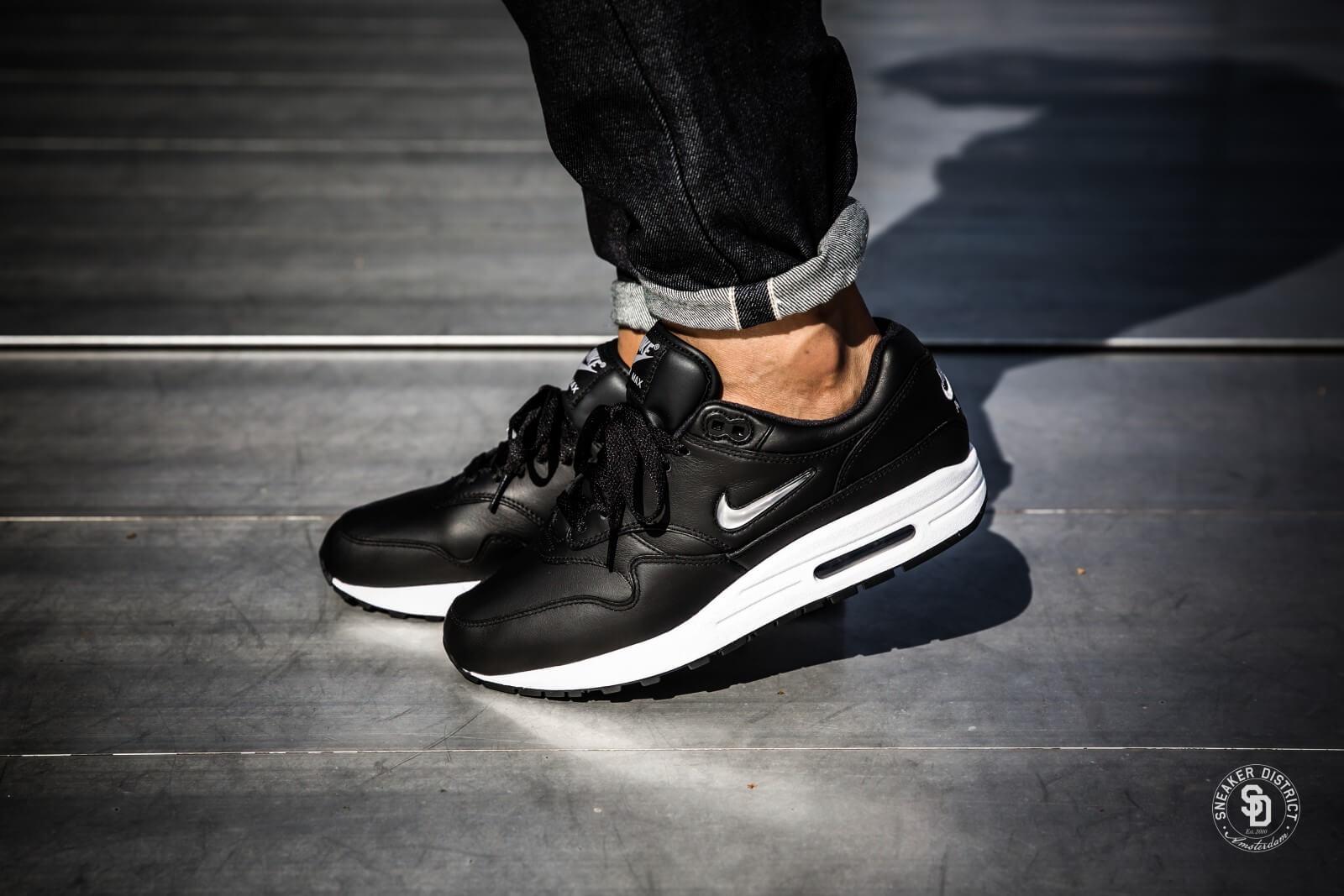 Nike Air Max 1 Premium SC Black