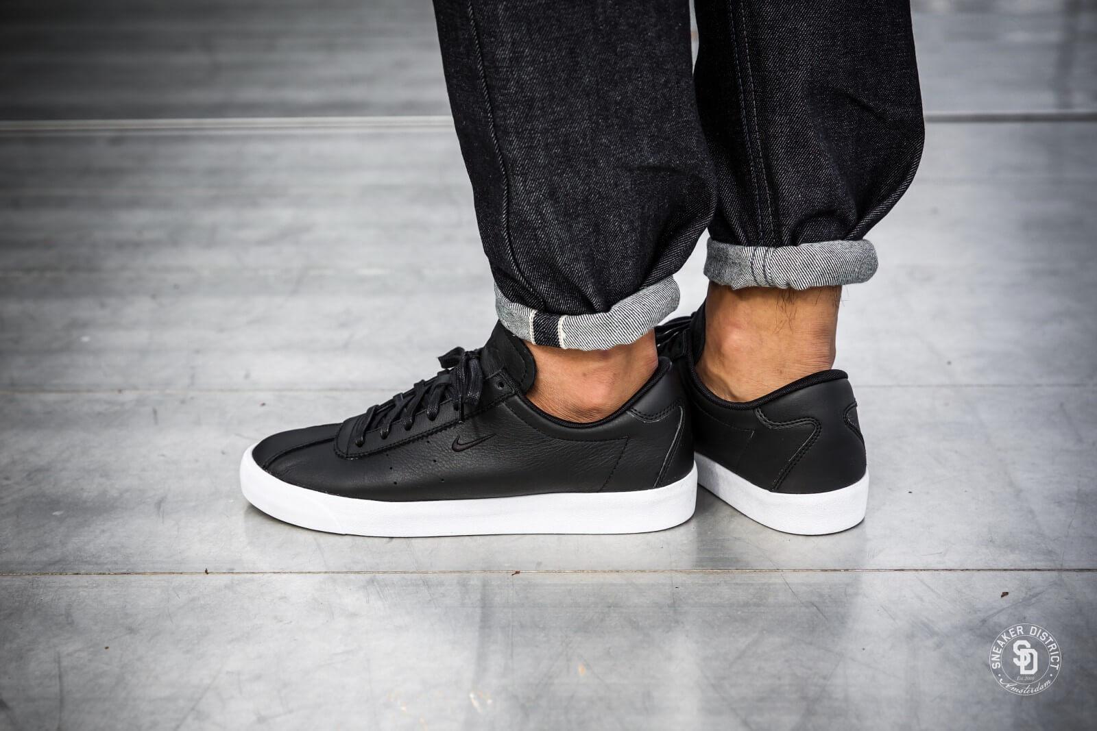 Nike Match Classic Leather Black/Black