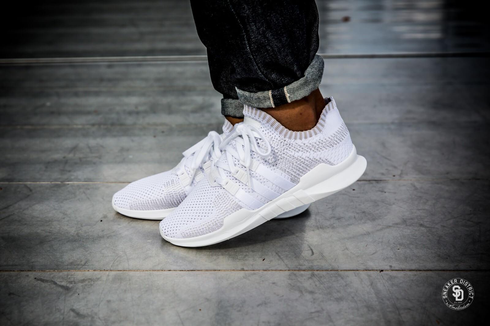 Adidas EQT Support ADV PK Footwear White / Footwear White / Sub Green