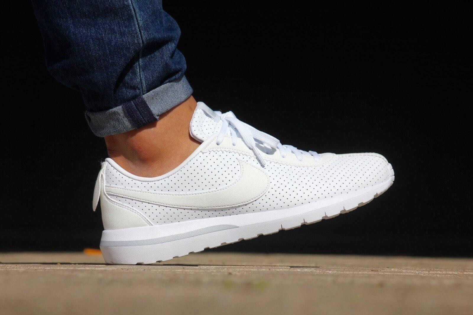 Nike Roshe Cortez NM White/ White-Pure