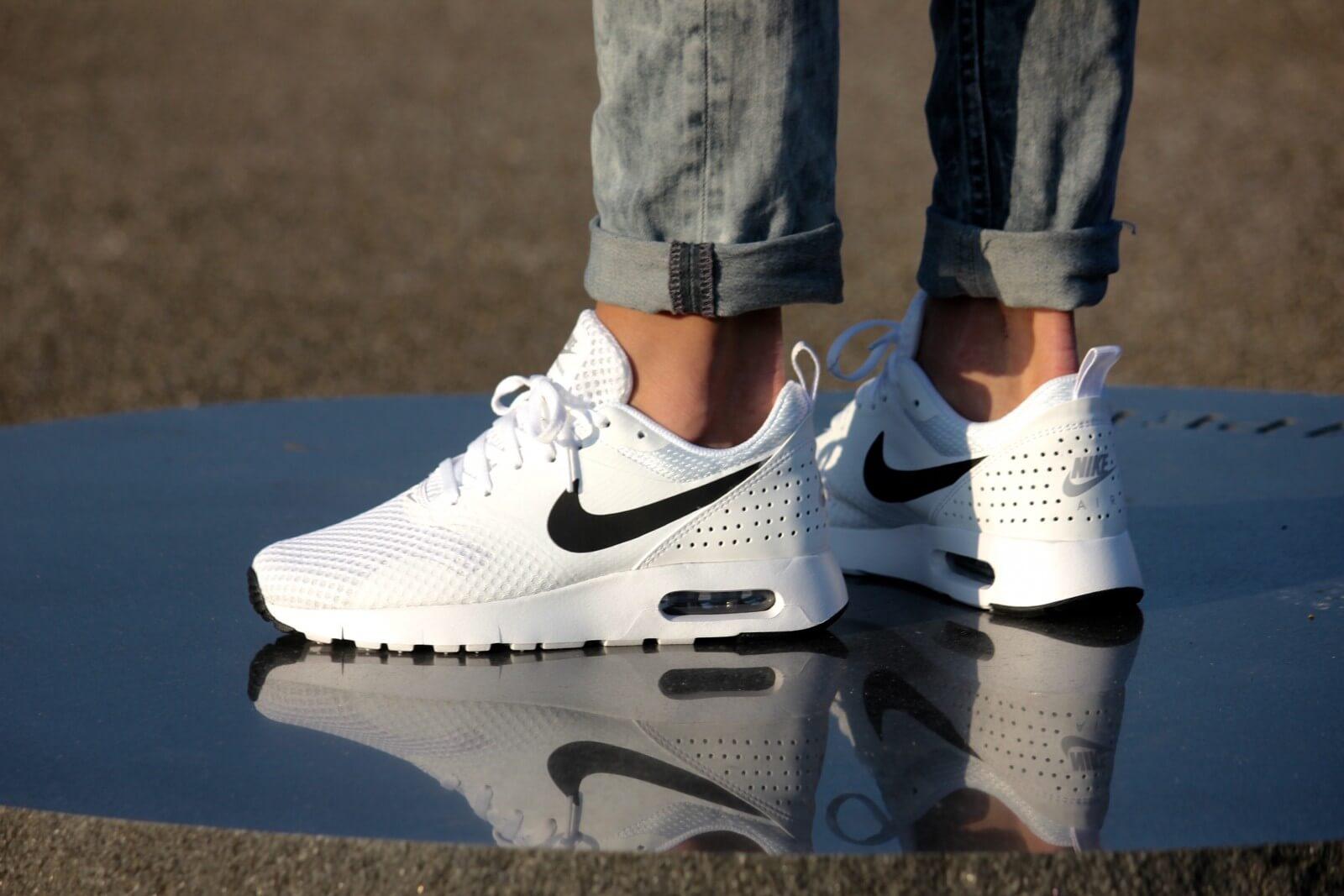 Nike Air Max Tavas BR GS White/ Black