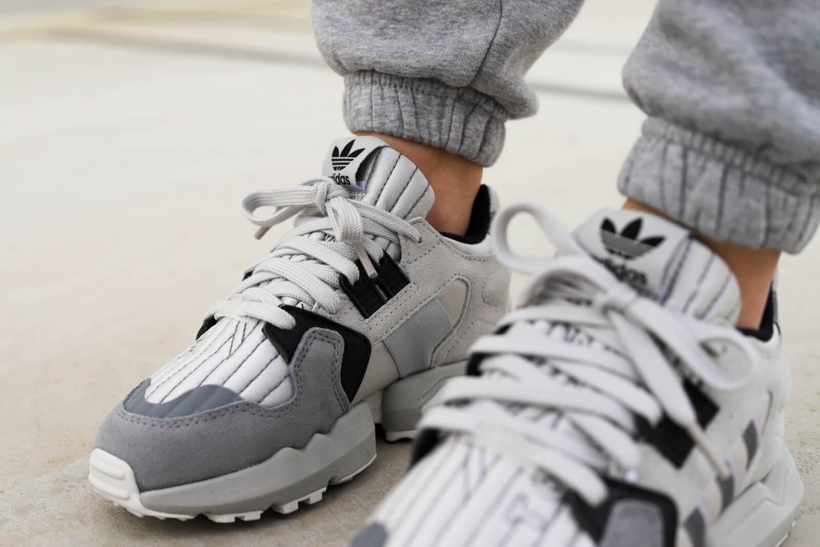 Adidas Women's ZX Torsion Grey One/Grey Two