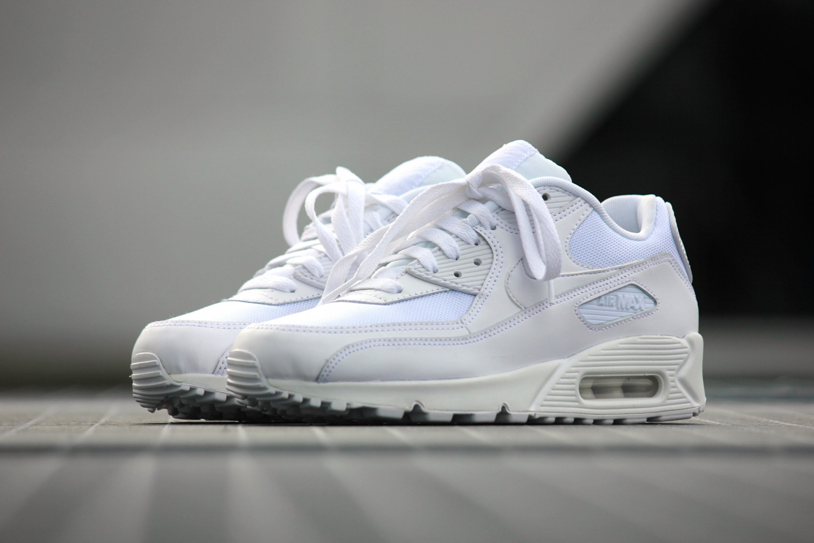 NIKE Air Max 90 Essential whitewhitewhite Sneakers bij