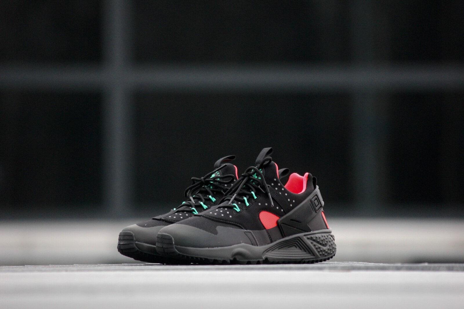 Nike Huarache Utility PRM Black/Bright