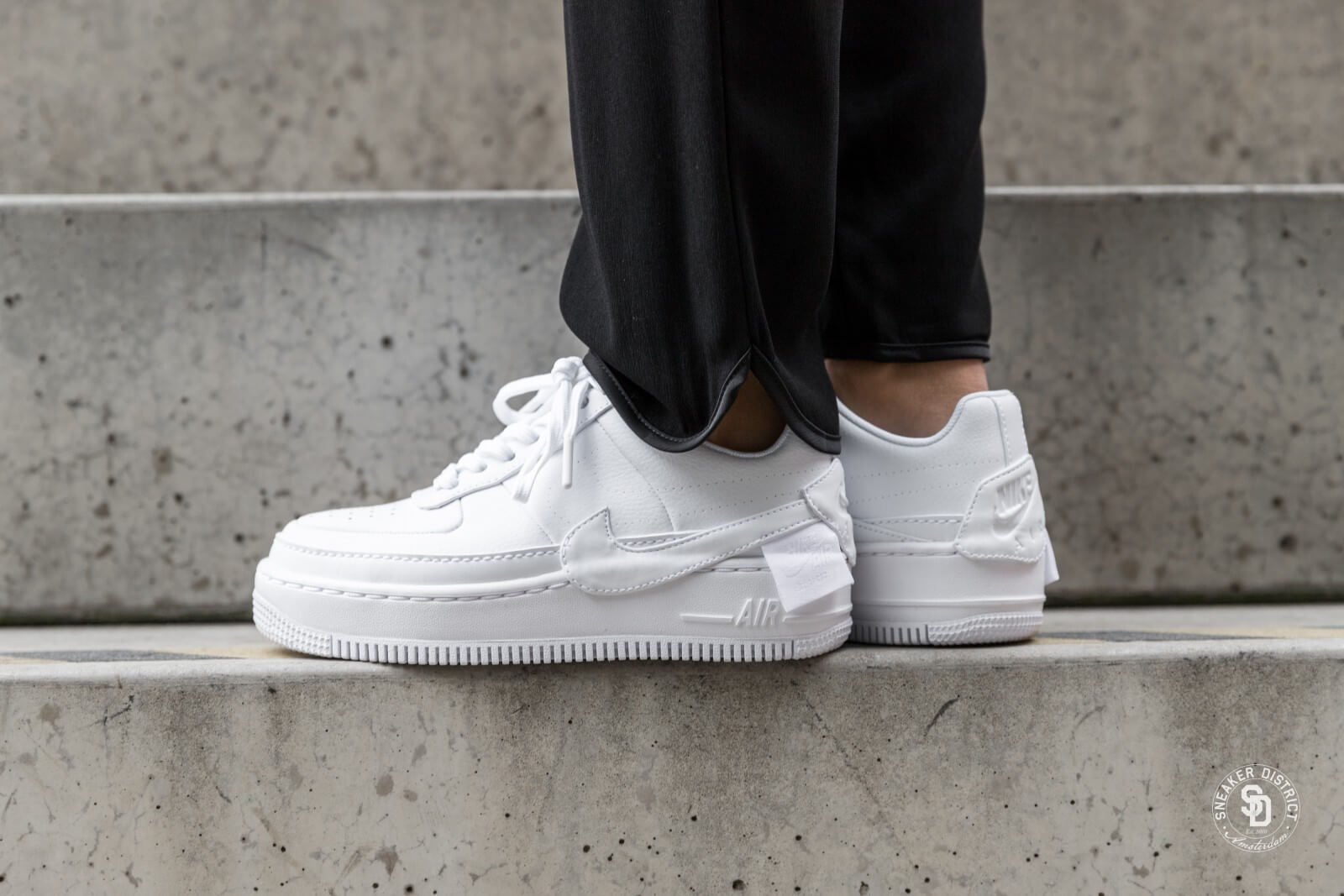 Nike Air Force 1 Jester XX WhiteWhite AO1220 101