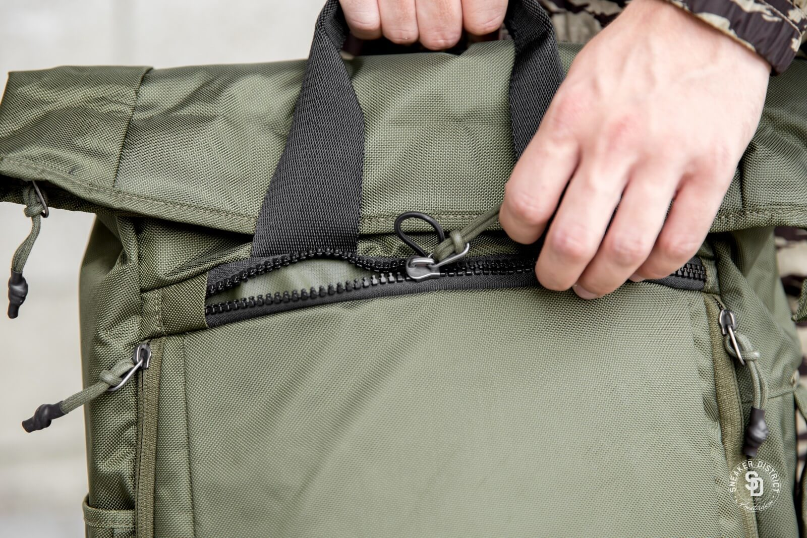 Nike Backpack Vapor Energy 2.0 Olive