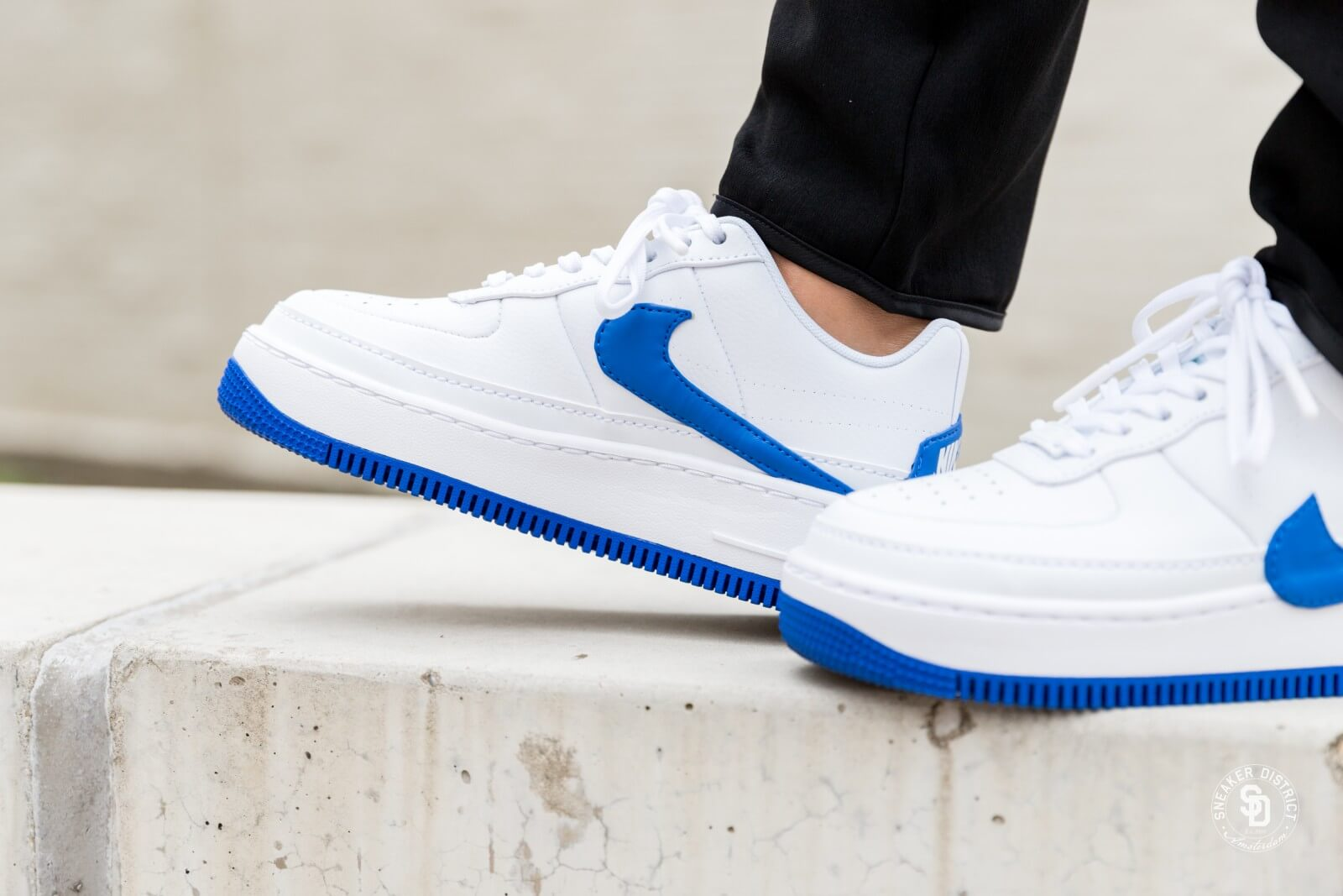 Air Force 1 Jester XX White/Game-Royal