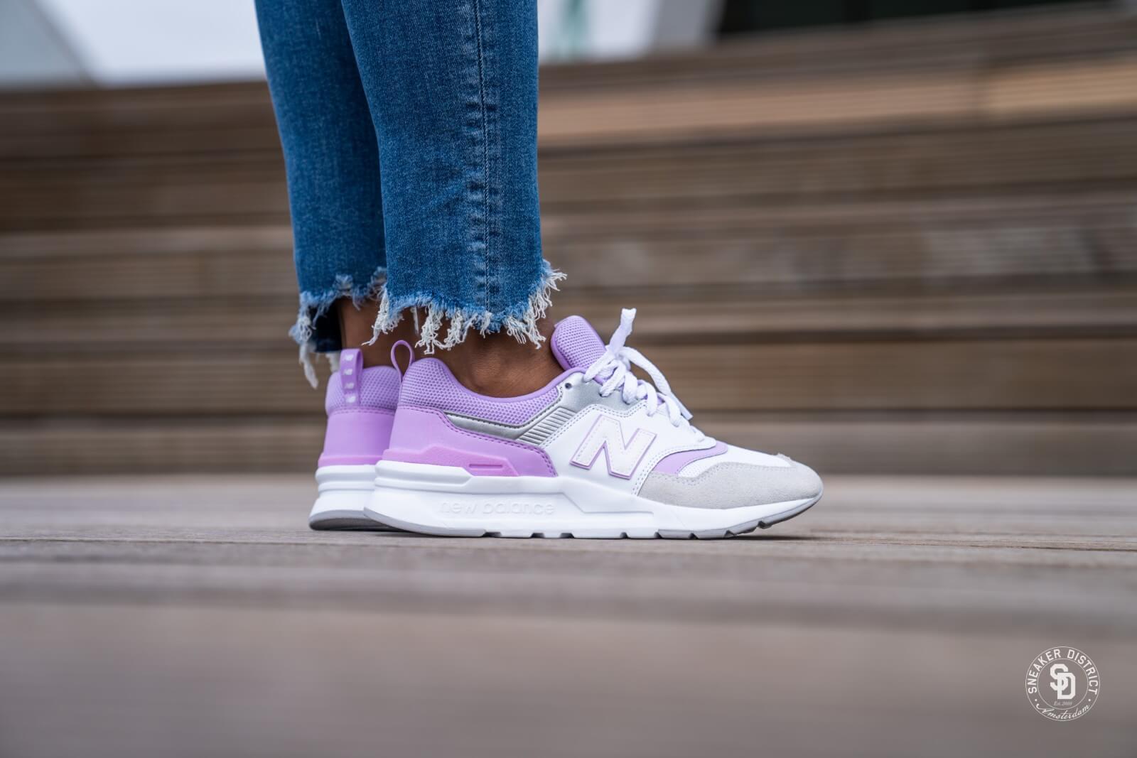 New Balance CW997 HEA Pink/White