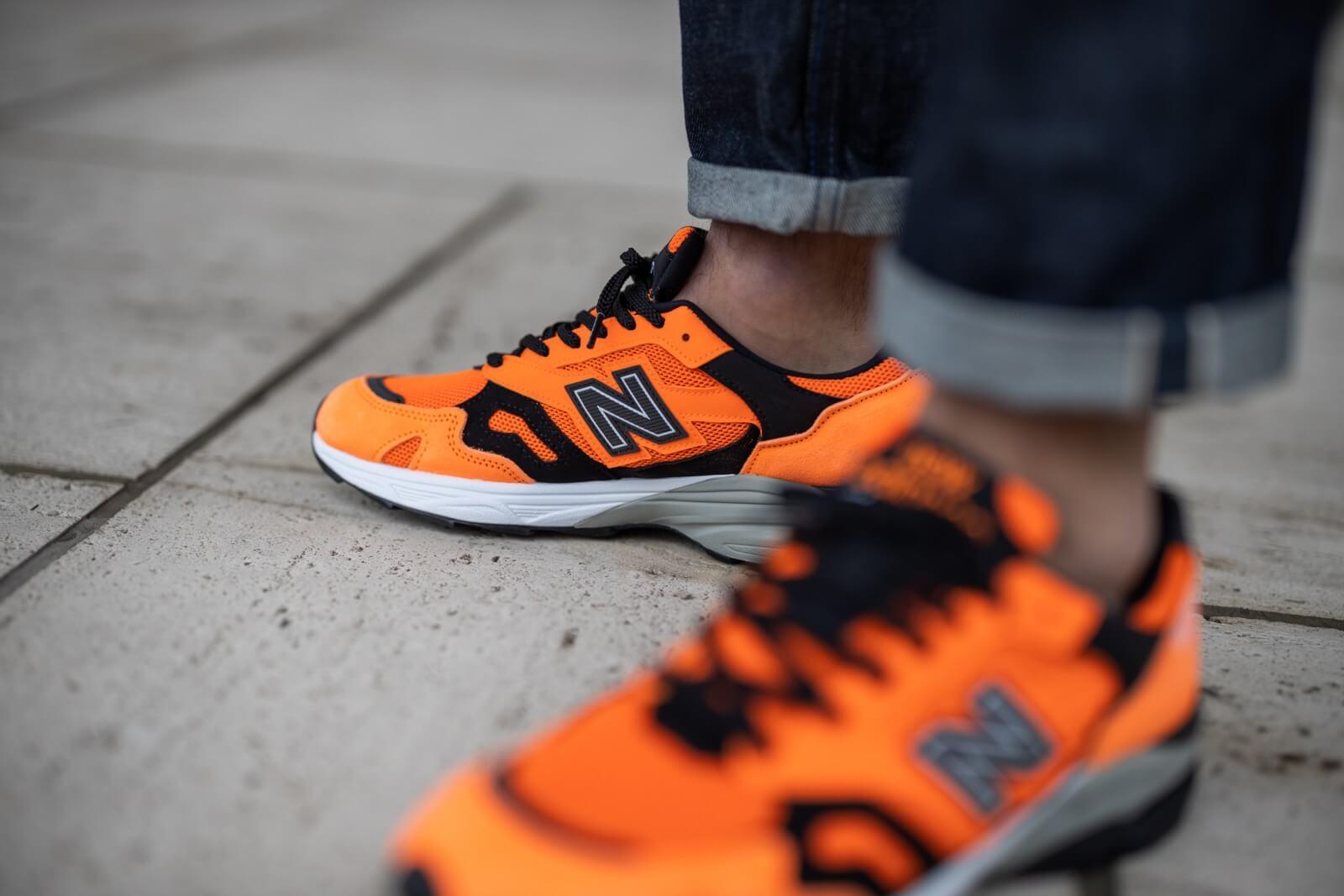 New Balance M920NEO Orange/Black Made In England