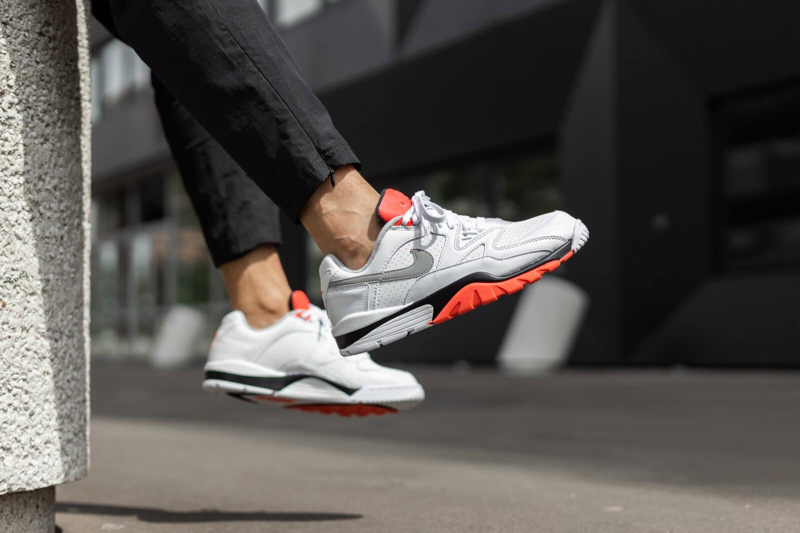 Nike Air Cross Trainer 3 Low White/LT