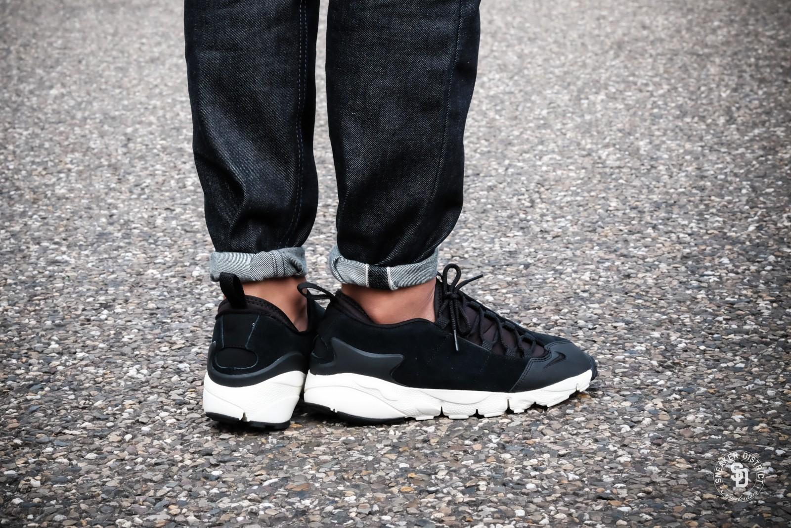 Nike Air Footscape NM Black/Sail