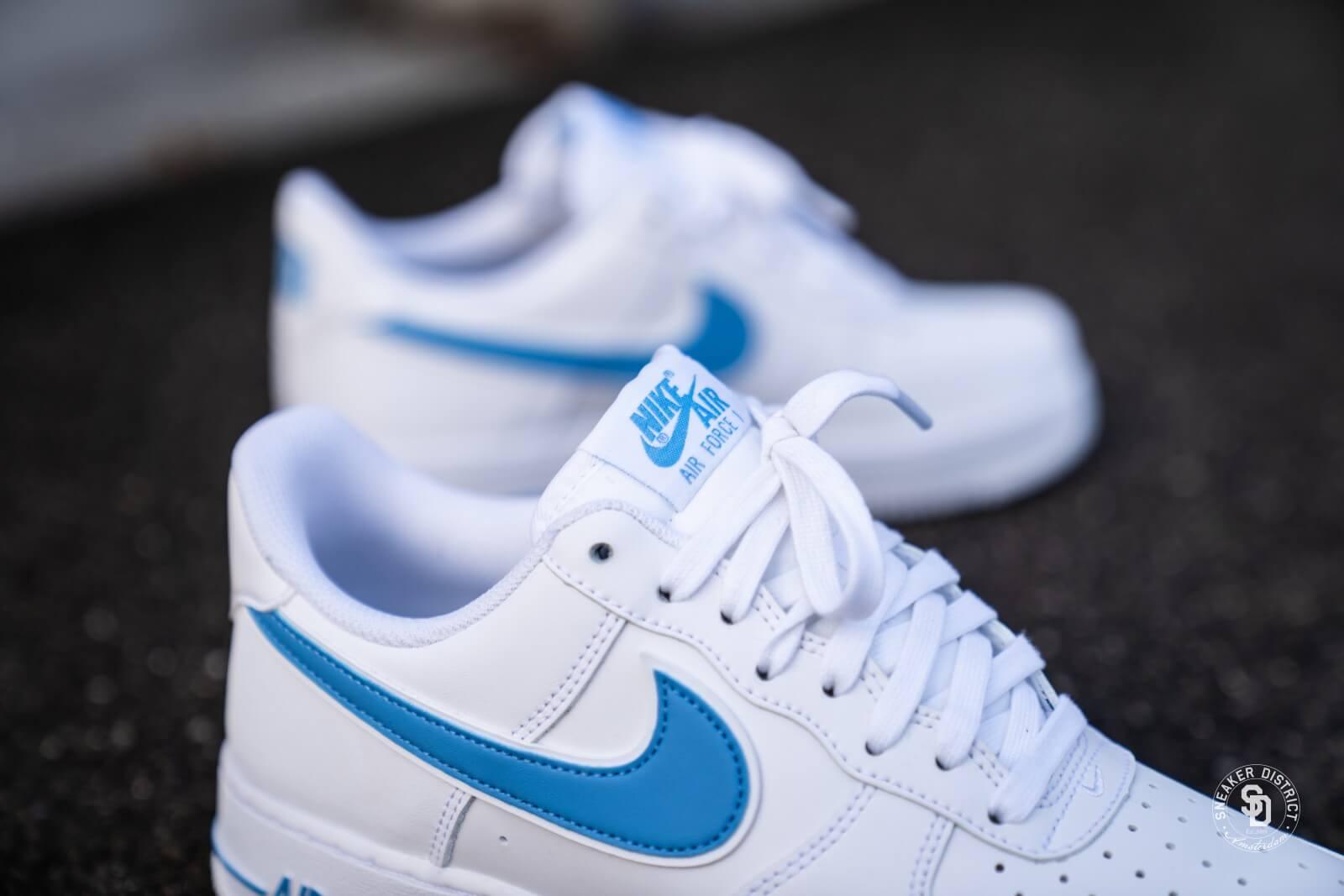 nike air force 1 blu e bianche