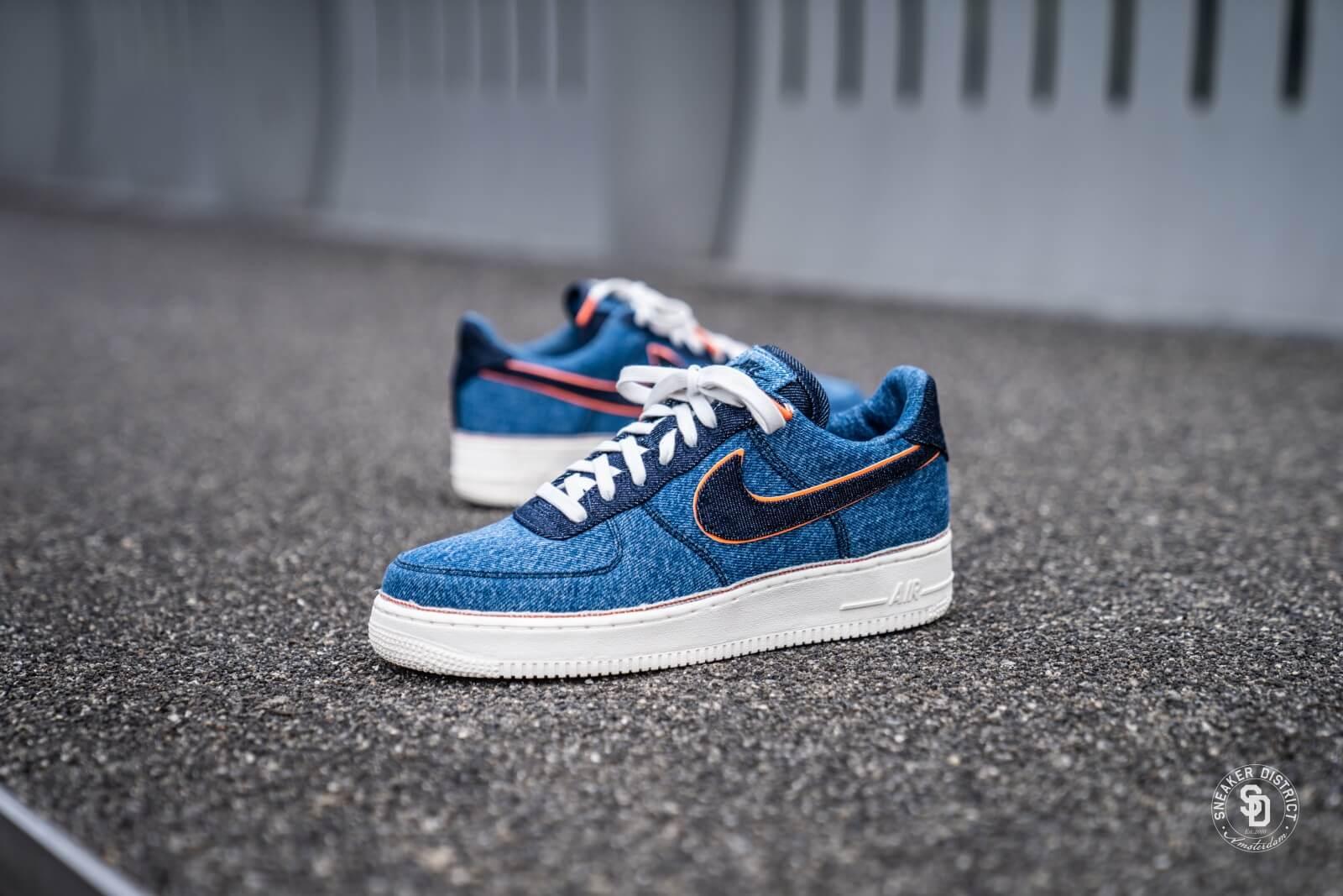 Nike Air Force 1 '07 Premium Stonewash