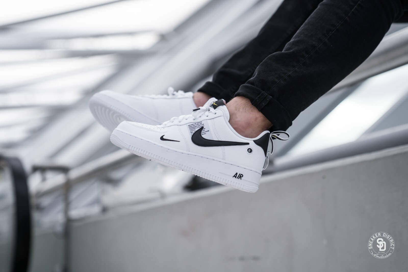 Air Force 1 Low Utility White Black