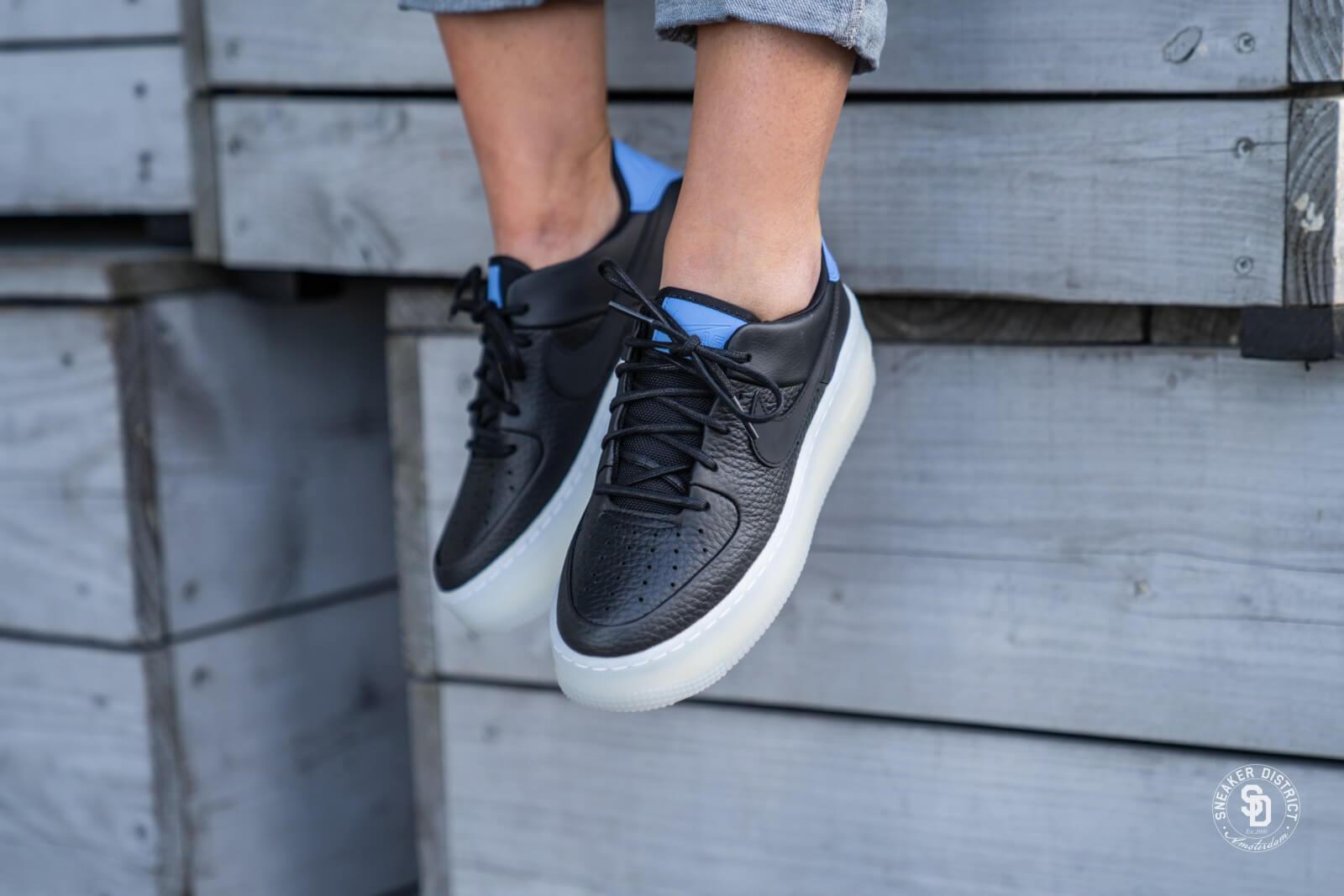 Nike Air Force 1 Sage Low LX Black