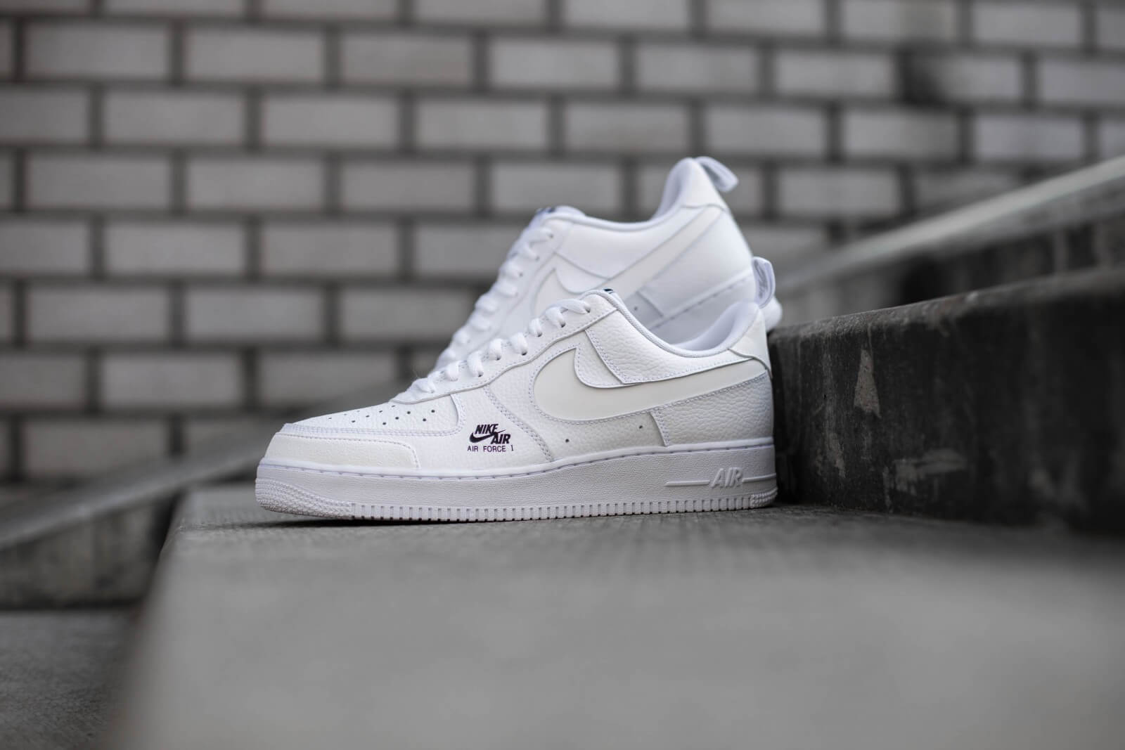 Nike Air Force 1 LV8 Utility White/Grey Fog - CV3039-100
